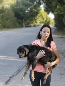 Stray Animals Have Marina Tarashevska To Thank