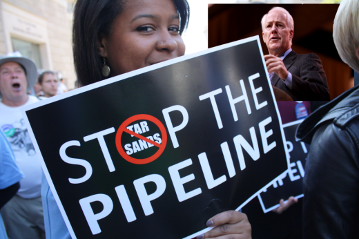 XL Pipeline Job Numbers Are Made upq
