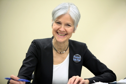 Jill Stein will be at the presidential debates, getting arrested