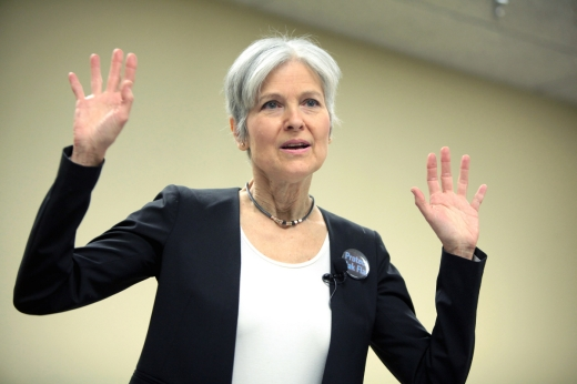 Dr. Jill Stein is ready to get on the debate stage, illegally